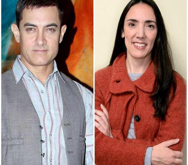 American director Megan Mylan recalls encounter with Aamir Khan