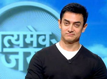 Patients' body backs Aamir for exposing 'rot' in healthcare
