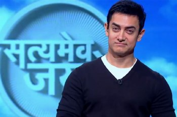 'Satyamev Jayate' viewers support Aamir's expose'