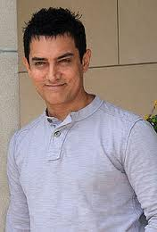 Aamir enjoying free time with little one