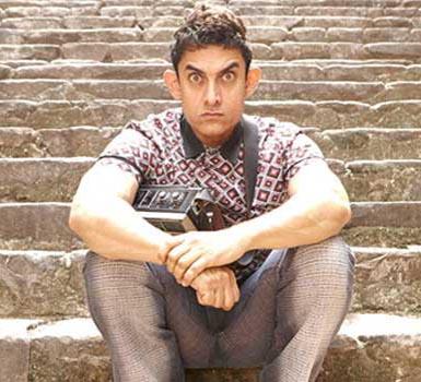 Aamir Khan starrer 'PK' 2014's highest foreign-lingo grosser in North America