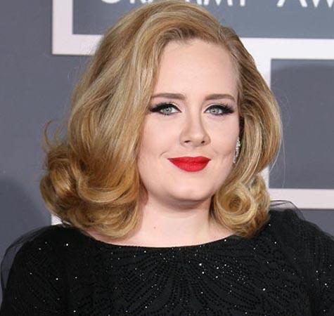 Oscar-winning singer Adele