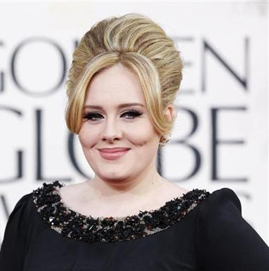 Adele working on third album