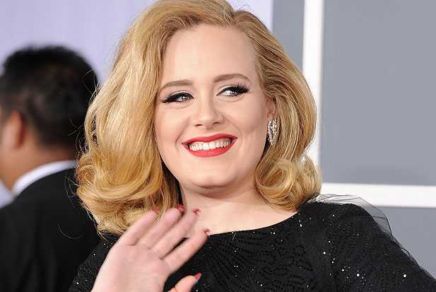 Adele creates history post recording back to back Bond theme for 'Spectre'