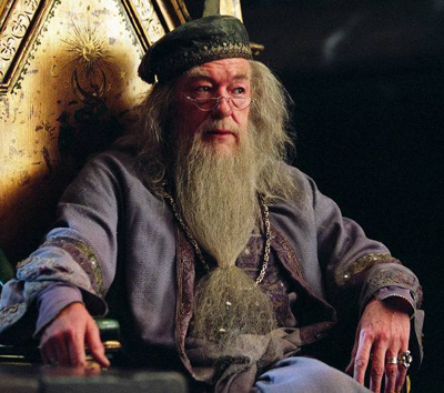 Albus Dumbledore crowned as 'favourite fiction professor' by teachers