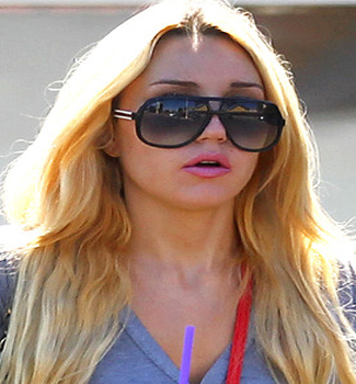 Amanda Bynes discharged from rehab