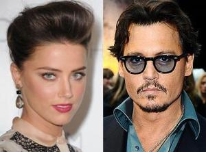 Amber Heard `dumps` Johnny Depp for female French model