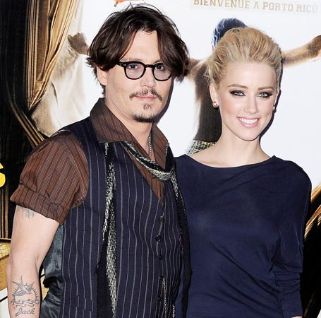 Johnny Depp, Amber Heard heading for split?