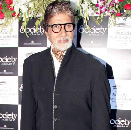Australian university names scholarship after Big B