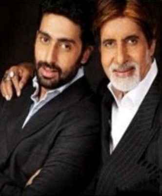 Welcome Pa, says Abhishek as Big B joins Twitter