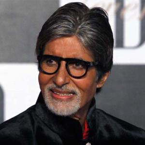 Why Big B loves working with children