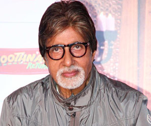 Big B 'astounded' by young talents