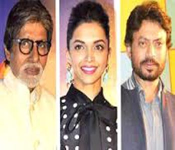 Big B, Irrfan, Deepika to attend workshops for 'Piku'