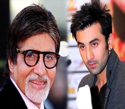 Big B happy Ranbir made him watch 'The Wolf of...'