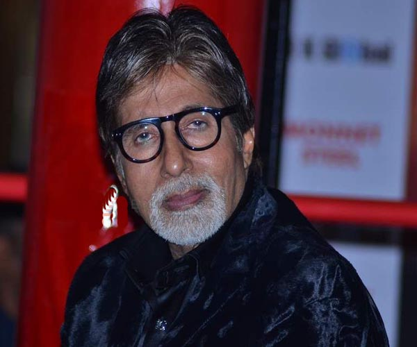 Big B collects funds for Screwvala's foundation