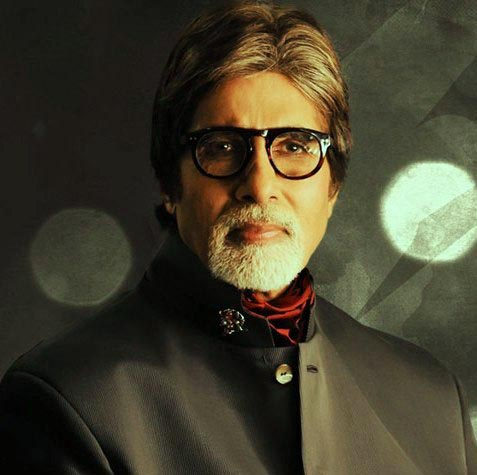 Big B proud of son's success