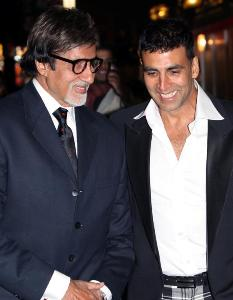 Big B to introduce Akshay Kumar in 'Boss'