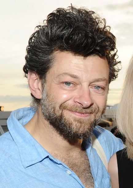 andy serkis father