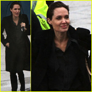 Jolie praises Jack O'Connell for brilliant performance in 'torture-style Unbroken audition'