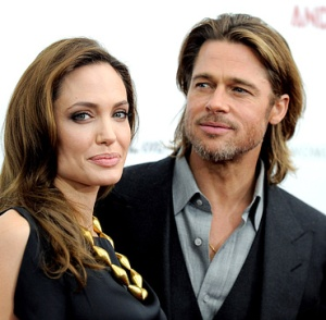 Angelina Jolie gifts R-rated book to Brad Pitt on Valentines