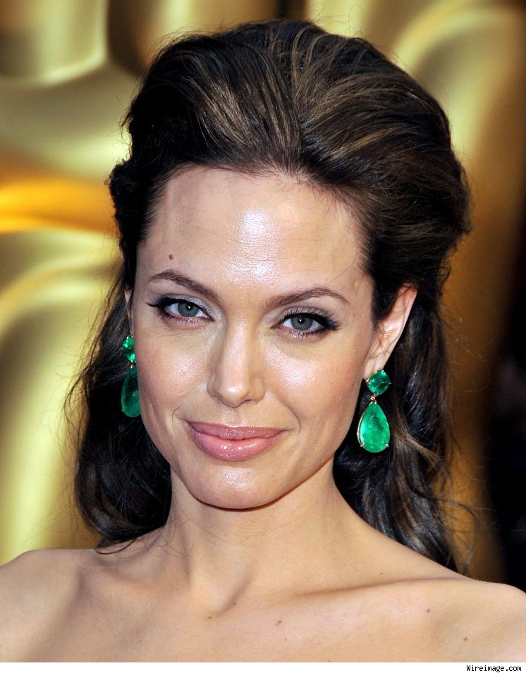 Angelina Jolie Melbourne, June 29 : Oscar winning actress Angelina Jolie has