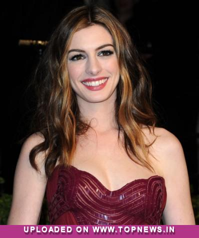 Was love at first sight with hubby Adam Shulman,` says Anne Hathaway