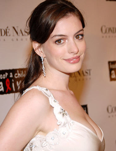 Anne hathaway was arrogant when young topnews anne hathaway publicscrutiny Gallery