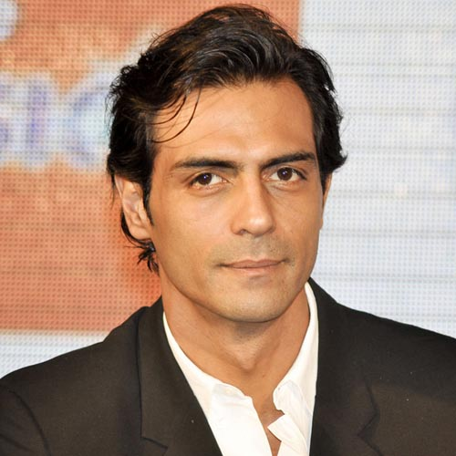 Arjun Rampal my inspiration in life: Mr.India 2014