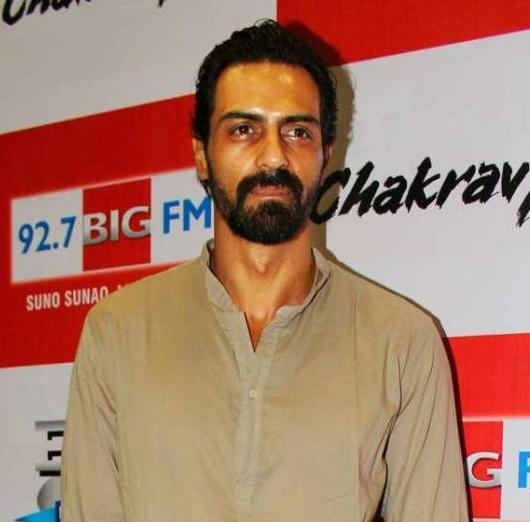 I like a role when it scares me: Arjun Rampal
