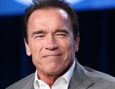Arnold Schwarzenegger, Miley Cyrus