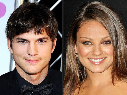 Ashton Kutcher and Mila Kunis jet off on romantic Bali break