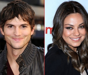 Is Ashton Kutcher cheating on Mila Kunis?