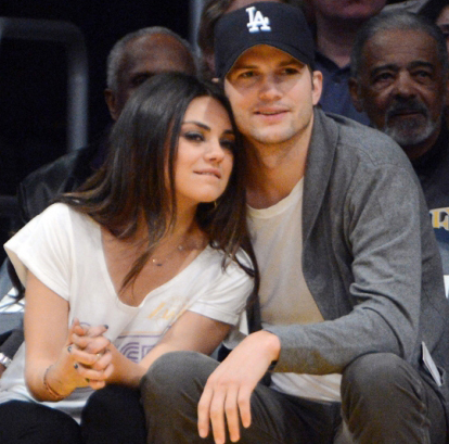 Ashton Kutcher, Mila Kunis engaged?