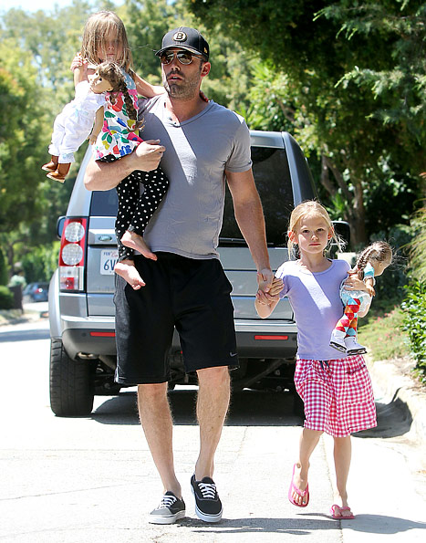 No acting for Ben Affleck's kids
