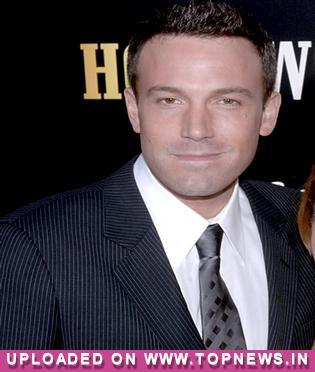 Ben Affleck crowned `Entertainer of the year`
