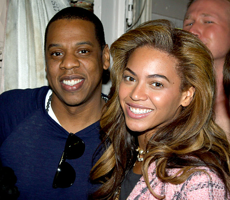 Beyonce and Jay-Z 'in heaven' over birth of Baby Blue