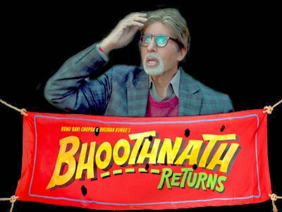 Big B's 'Bhoothnath Returns' screened at Rashtrapati Bhavan