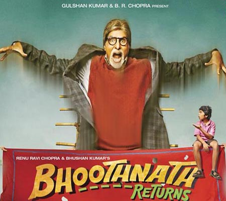 'Bhoothnath Returns' shooting over