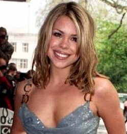 billie piper boobs