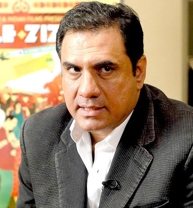 Overacting easy for Boman Irani