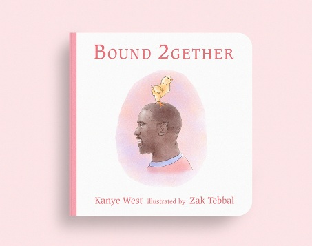 Now, kids can read Kimye's cute love story 'Bound 2gether '
