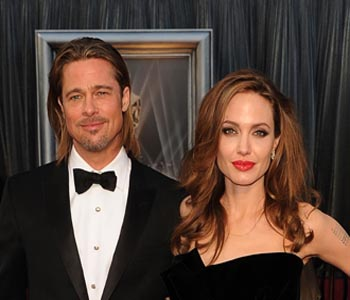 Brangelina to marry in their 35m pound French retreat