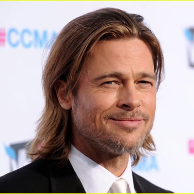 Brad Pitt buys graffiti art