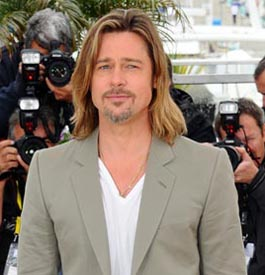 Brad Pitt gives generous tip to lucky waitress