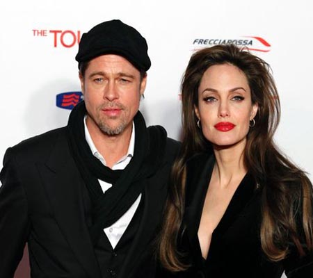 Brangelina were `already married` before secret ceremony in France!