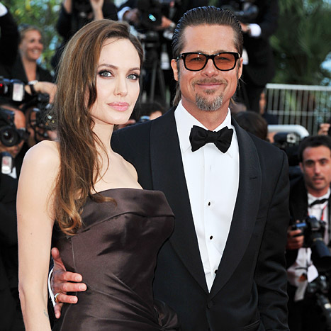 How Brangelina 'secretly' married in France