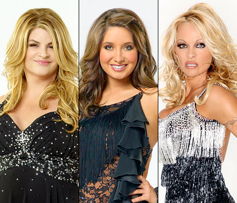 Bristol Palin and Pamela Anderson returning to `Dancing with the Stars`