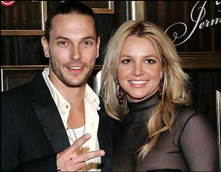 Federline 'really happy' for Spears