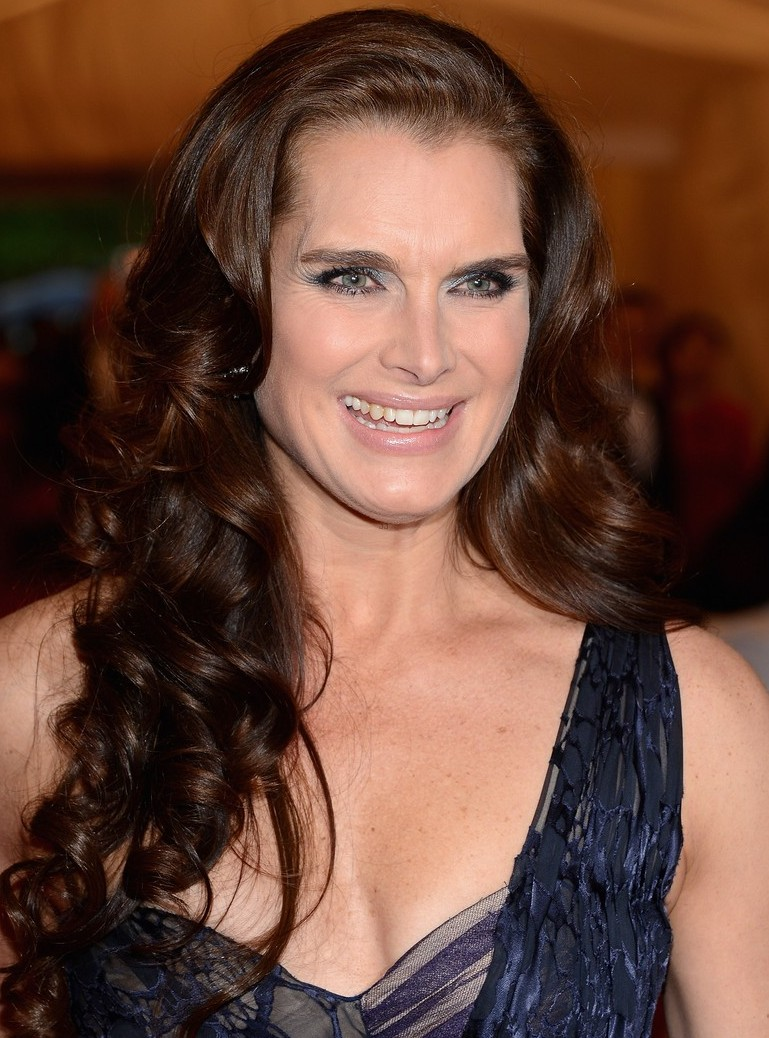 Brooke Shields wanted to lose virginity to George Michael