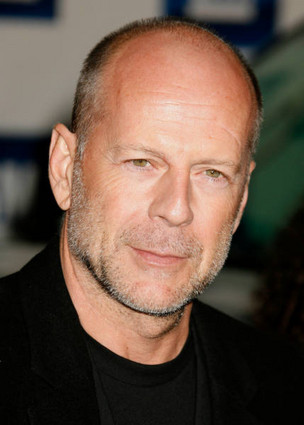 Bruce Willis Willis movie set gutted down